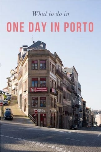 what to do one day in porto pinterest