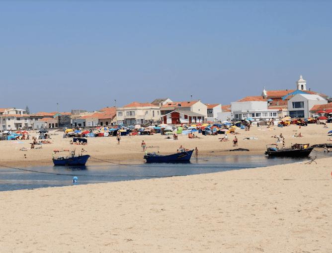aguda beach fishermen village porto