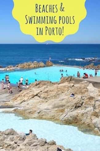beaches swimming pools porto