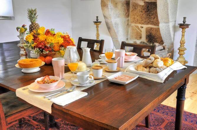 cafe manha caseiro casa laranjas