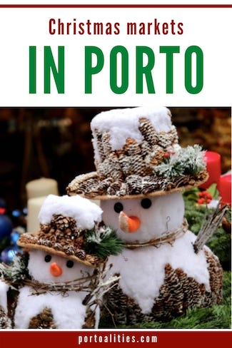 christmas markets porto