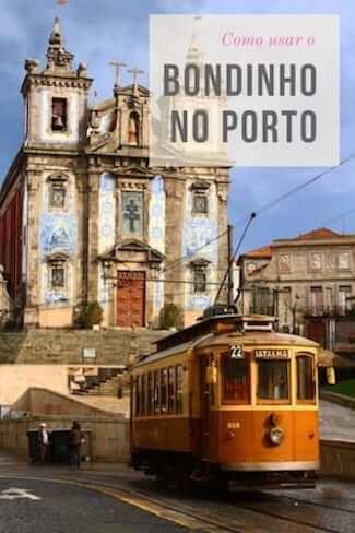 como andar bondinho porto portugal