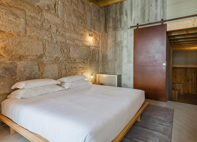 double bedroom armazem romantic hotels porto