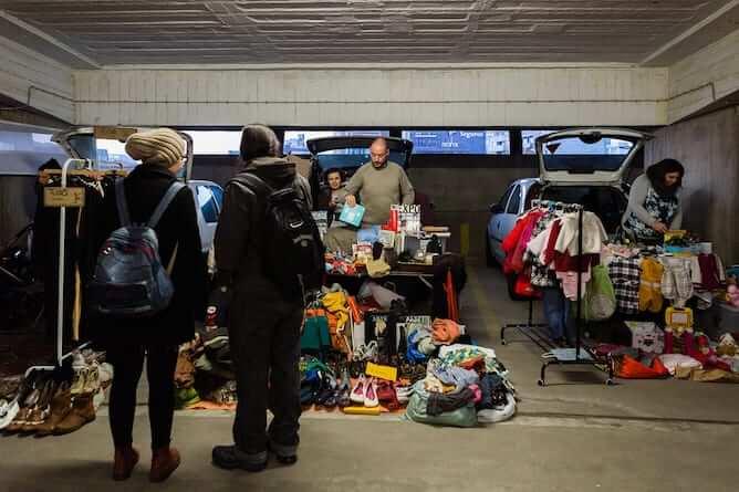 flea market mercado natal porto silo auto