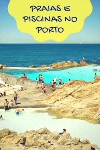 melhores praias piscinas porto portugal