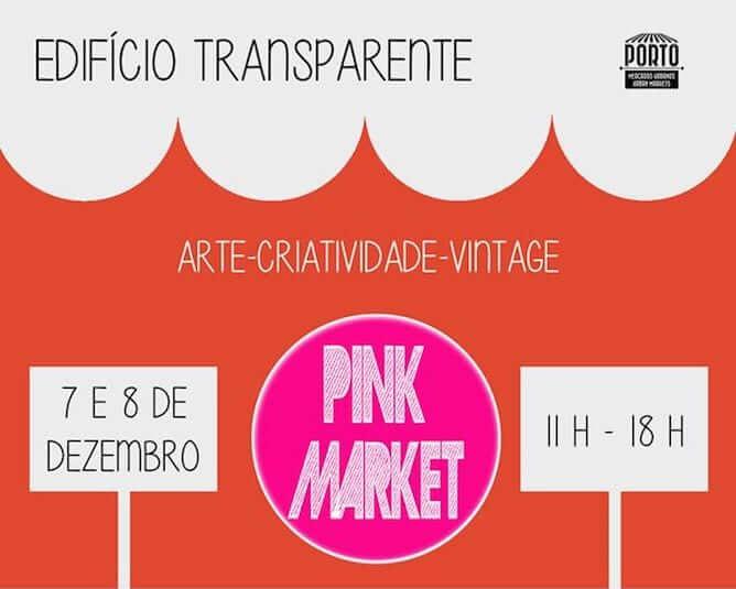 pink market mercado natal porto