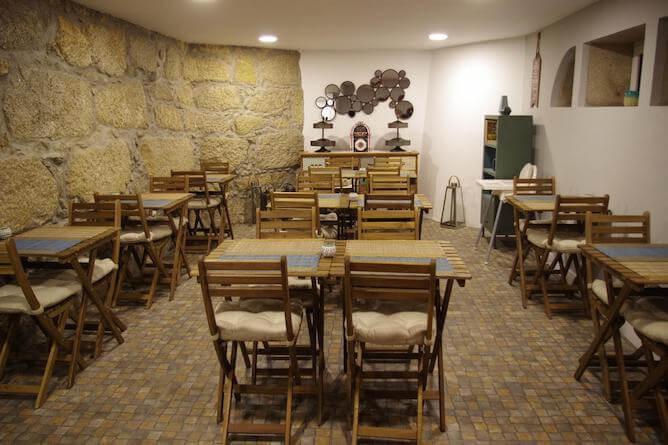 sala cafe manha house pandora porto