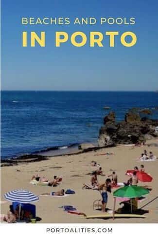 top beaches swimming pools porto