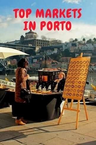 top markets in porto pinterest