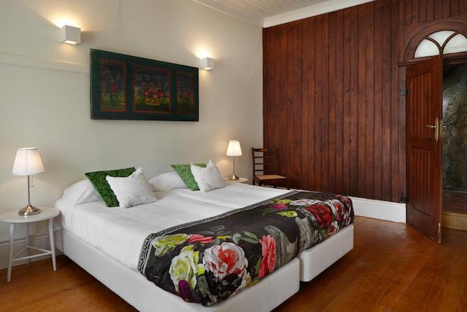bedroom quinta de la rosa douro