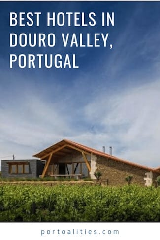 best hotels douro valley
