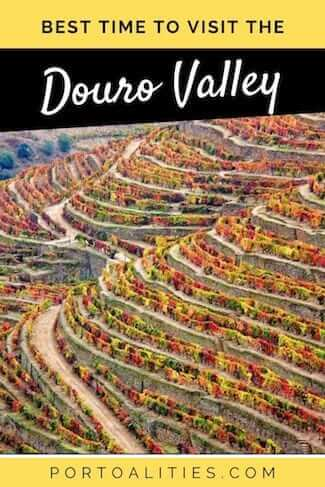 best time to visit douro valley autumn colors vineyards