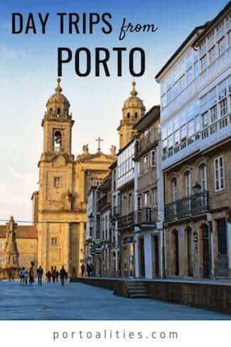 day trips from porto portugal