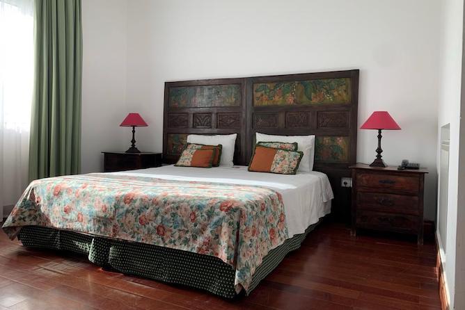 double bedroom quinta portal douro valley