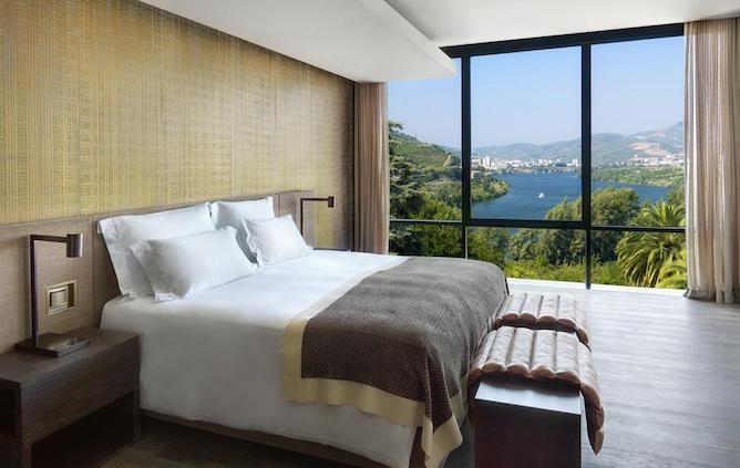 double bedroom six senses douro valley