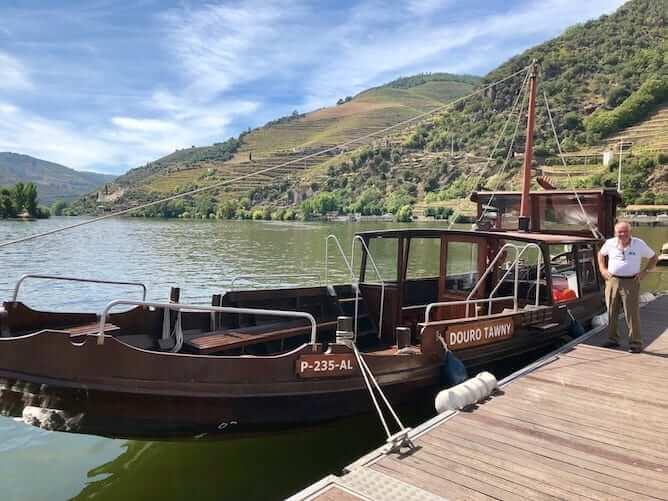 douro river cruise pinhao