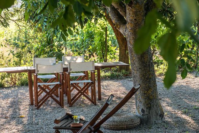 garden morgadio da calcada douro valley
