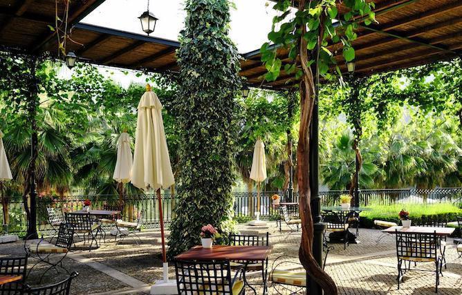 jardim esplanada vintage house hotel pinhao