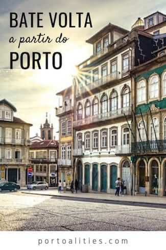 melhores bate volta porto portugal