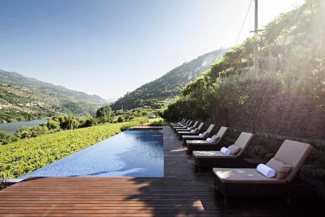 piscina quinta sao bernardo douro