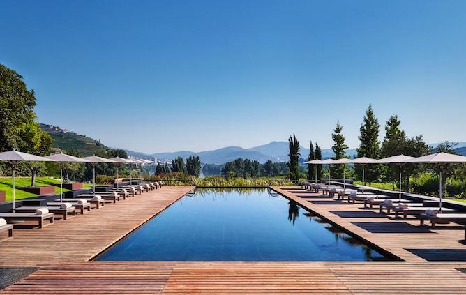 piscina six senses douro valley