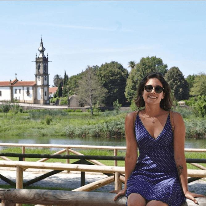 ponte lima portugal passadicos rio igreja