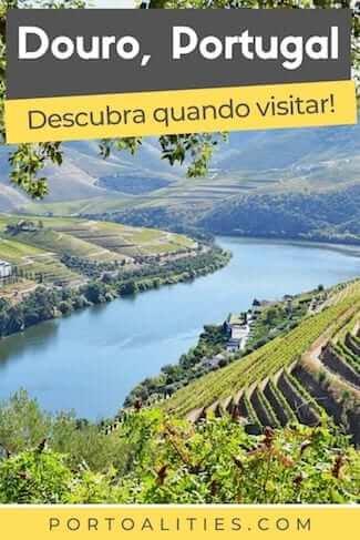 melhor altura para visitar douro portugal