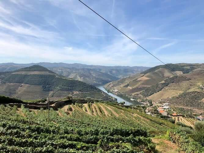 viewpoint douro valley day trips from porto