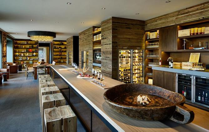 wine bar six senses douro valley