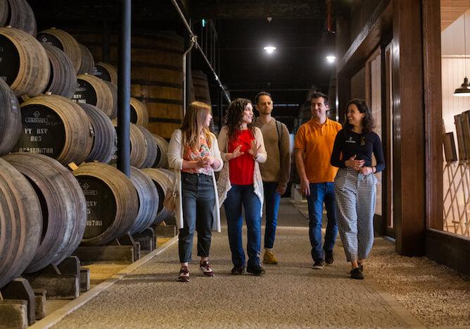 barricas vinho caves grahams tour privado porto portoalities
