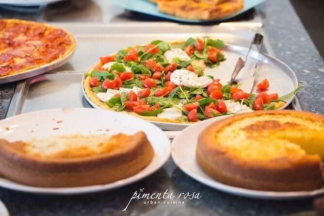 buffet sobremesas pimenta rosa restaurante barato porto