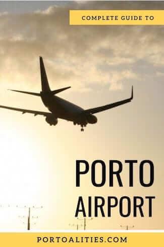 complete guide porto airport pinterest board
