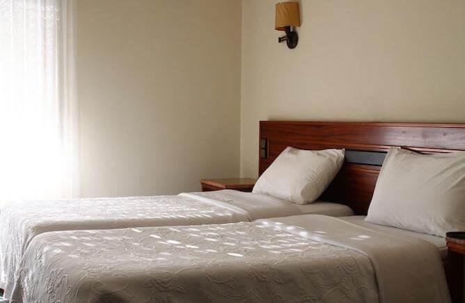 double bedroom hotel aeroporto near porto airport