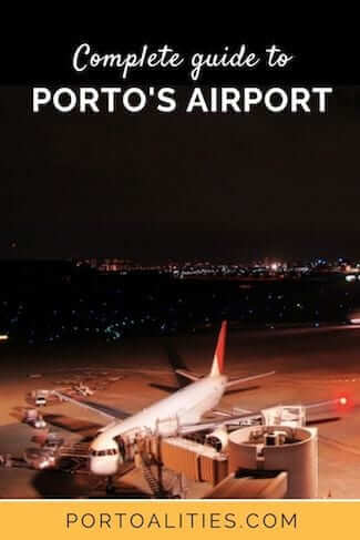 everything about porto airport