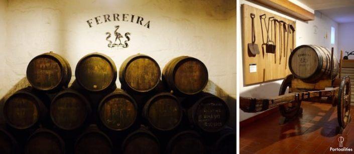 ferreira melhores caves vinho porto