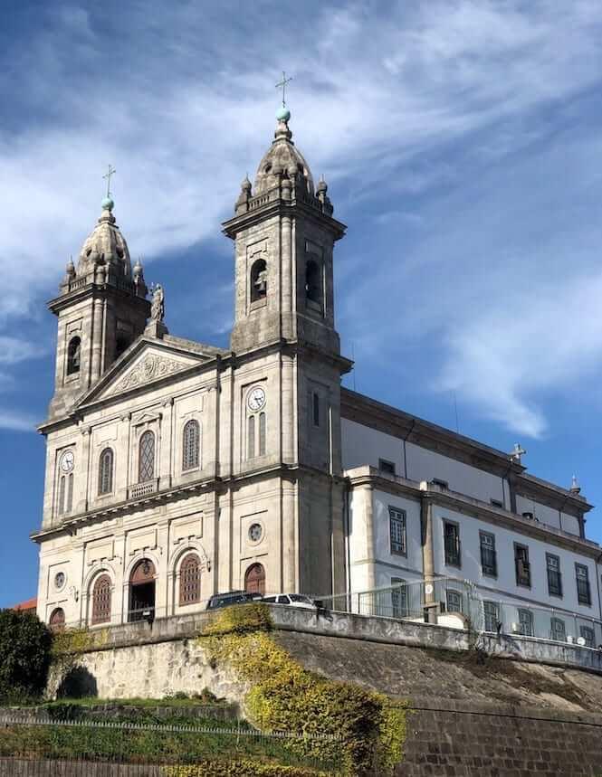 igreja matriz bonfim porto