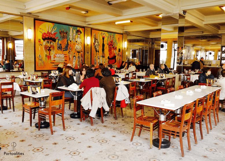 interior cafe guarany porto