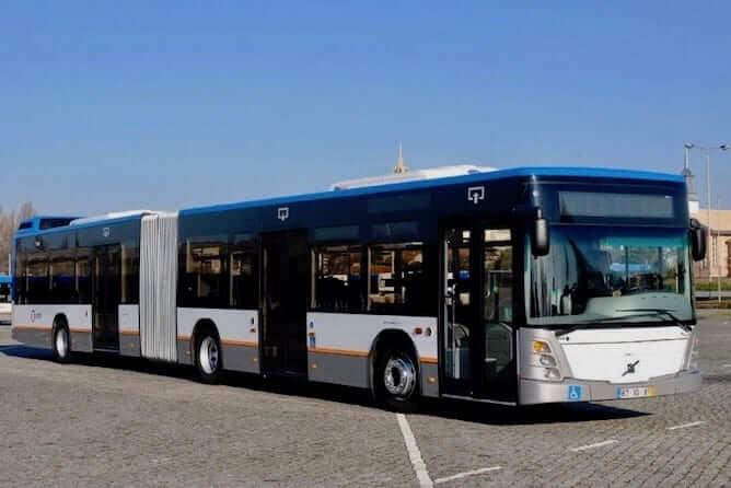 public bus porto