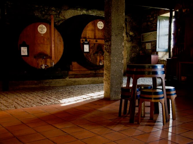 sala provas croft melhores caves vinho porto