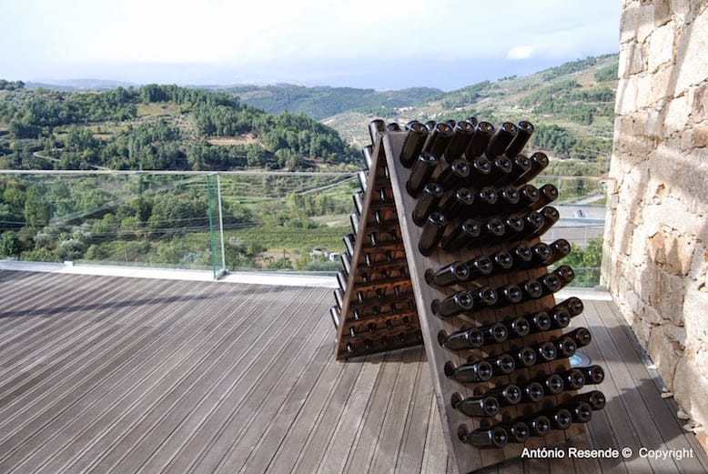 sparkling wine caves da murganheira wineries douro valley