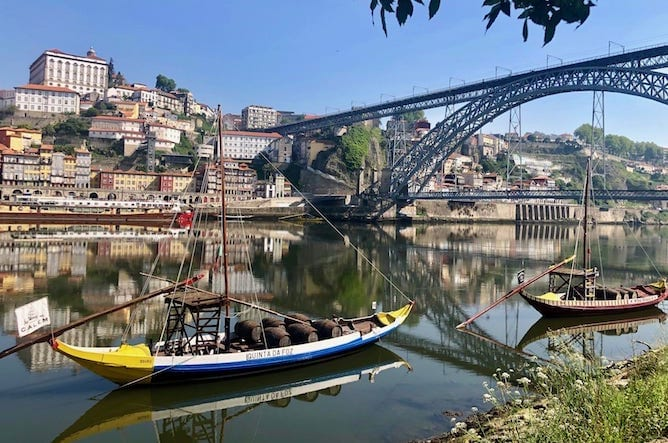 virtual tour porto ribeira neighborhood