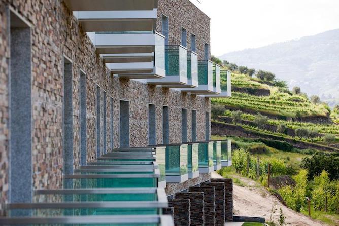 balconies delfim douro hotel