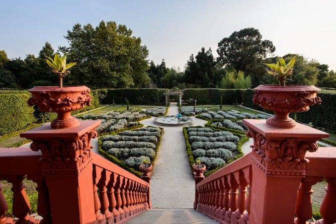 botanic gardens porto