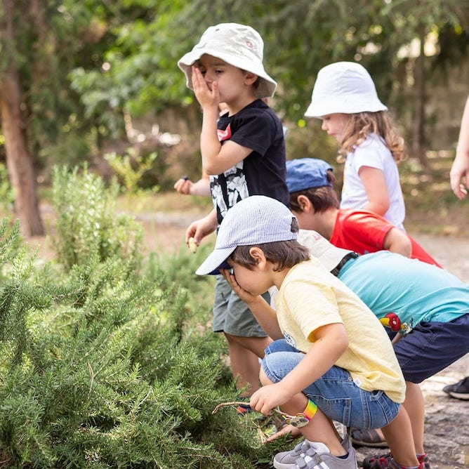 criancas brincar parque serralves
