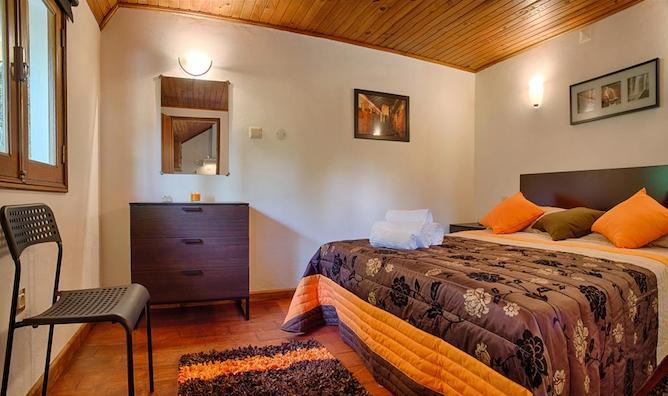 double bedroom bungalows termas melgaco