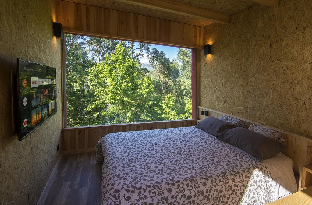 double bedroom geres green view