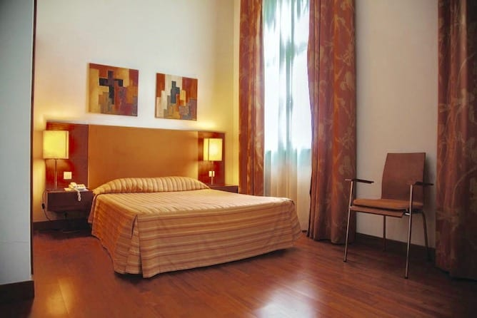 double bedroom hotel apartamentos ribeiro geres