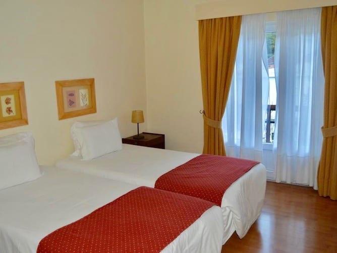 double bedroom hotel araujo geres