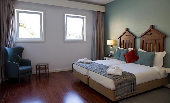 double bedroom hotel sao bento porta aberta