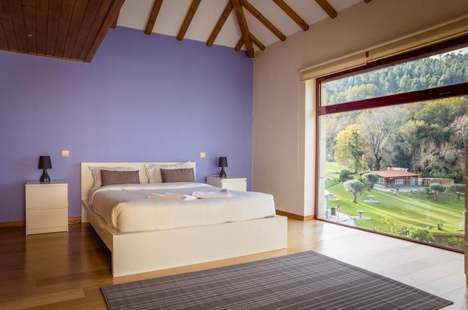 double bedroom quinta rio geres
